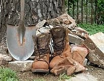 leather safety work boots